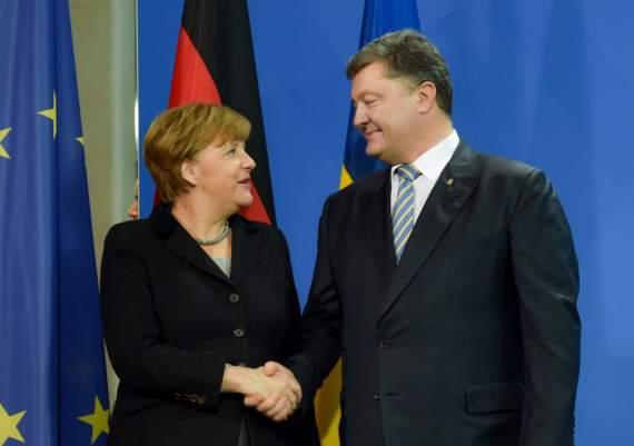 Порошенка знову чекають у Німеччині