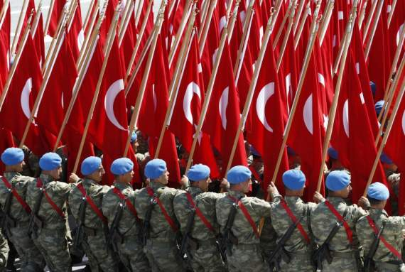 Держите Эрдогана семеро — Турция готовится к освобождению Сирии