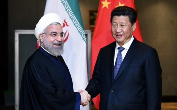 Китай развивает Иран в ущерб России