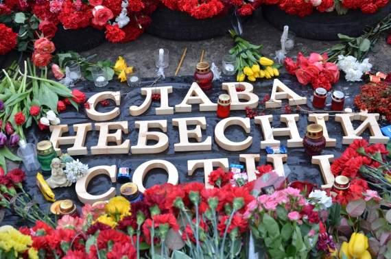 20 лютого — день для України