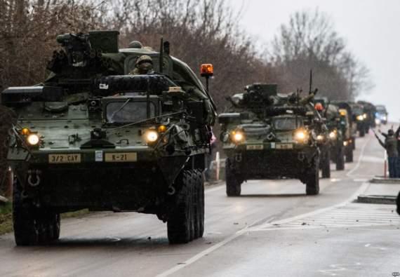 Очередной нежданчик от сербов – открытые дороги для НАТО!