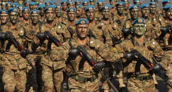 Россия выделила Армении 200 млн долларов на покупку военной техники.