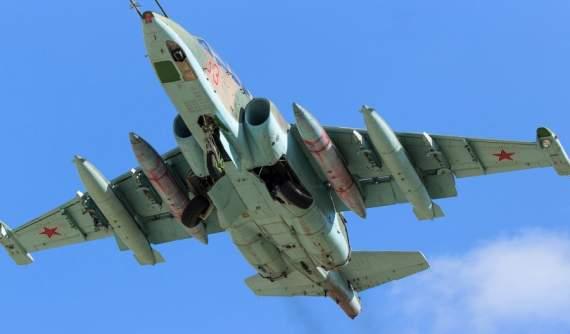 Еще минус один российский Су-25 – статистика не боевых потерь растет