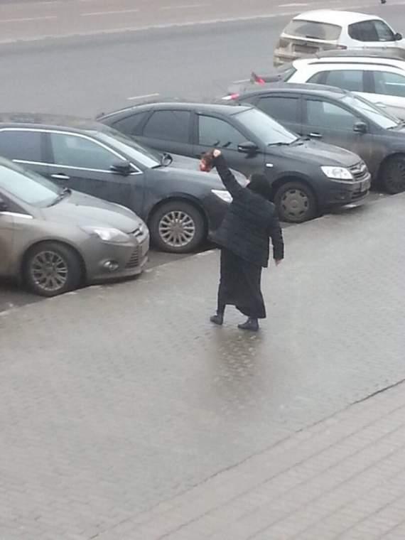 Российский ИГИЛ: В Москве задержали женщину в хиджабе с отрезанной головой ребенка