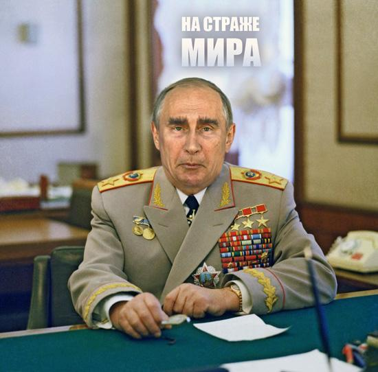 война РФ и НАТО – война зулусов с англичанами