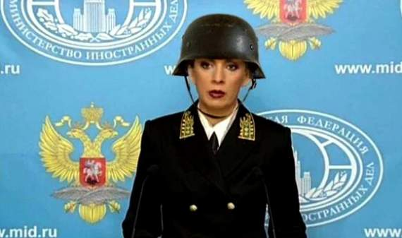 """Пользователи высмеяли """"нацистскую"""" униформу элиты российской дипломатии (фото)"""