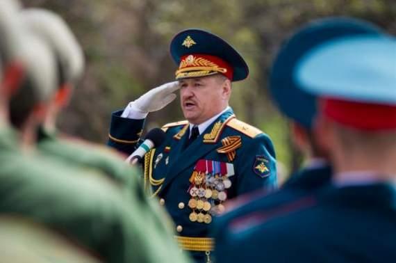 В разведке назвали фамилии российских генералов в командовании боевиков
