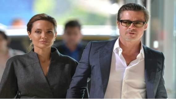 Джоли и Питт огласили причину развода