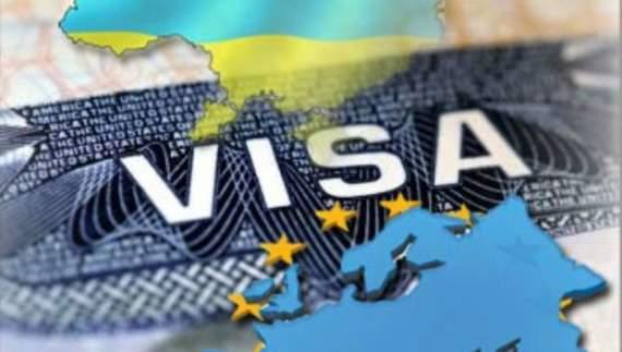 ЕС отменит визы для украинцев