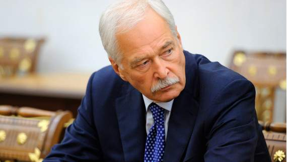 Гризлов знову втручається у ситуацію на Донбасі