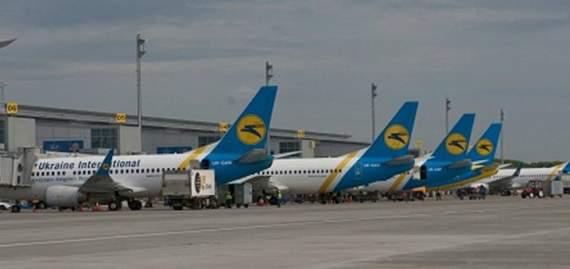 П'яний грузин «замінував» літак у Борисполі