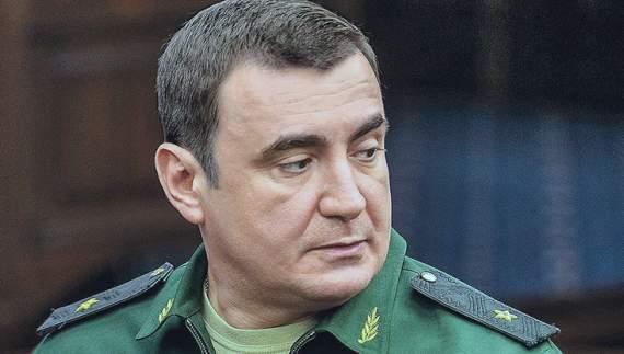 Помічник Януковича став губернатором Тульської області Російської Федерації