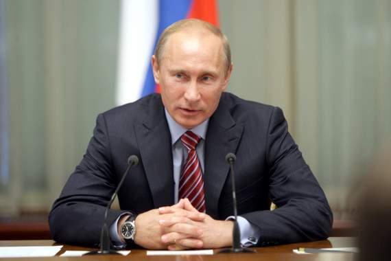 Путін рекламує надгробки на Житомирщині