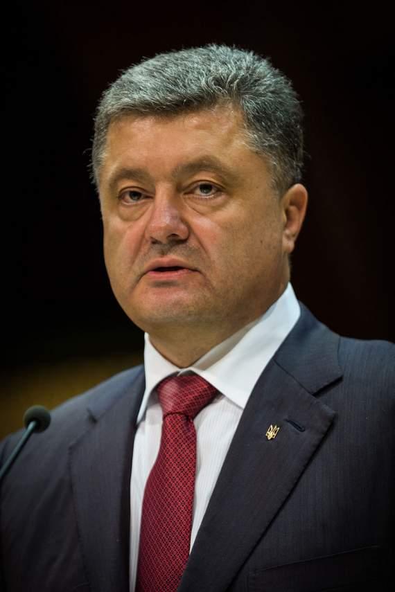 Порошенко назвав умову зняття санкцій з Росії