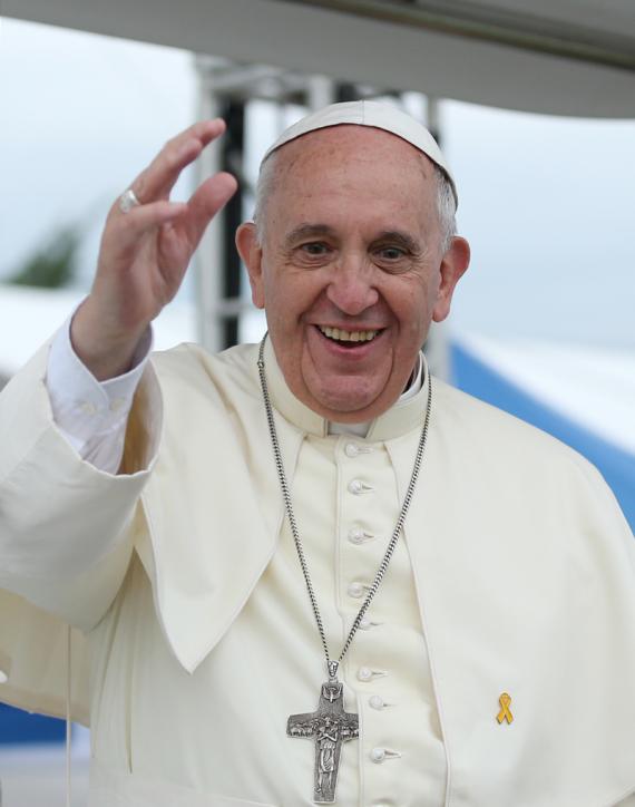 Папа Римський буде зніматися у новій пригодницькій стрічці