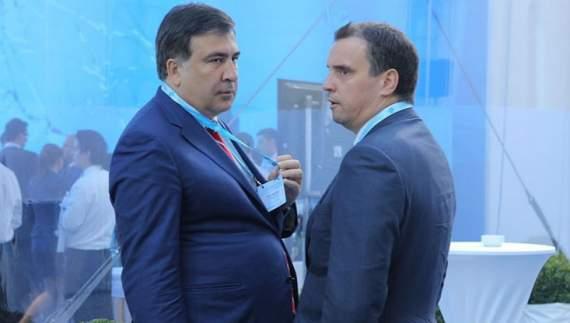 Абромавічус очолить партію Саакашвілі?