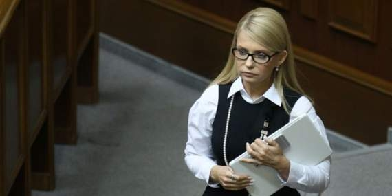 Тимошенко заявила, що в Україні об'єднується демократична проєвропейська опозиція