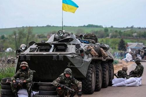 Півсотні обстрілів у зоні АТО: реалії «мінських домовленостей»