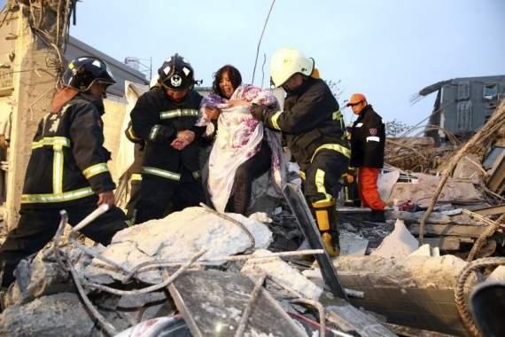 Землетрясение в Тайване1 (4)