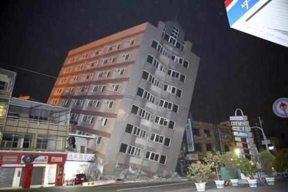 Землетрясение в Тайване1 (8)