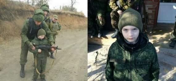 Російська сім'я з дитиною приїхала вбивати на Донбас
