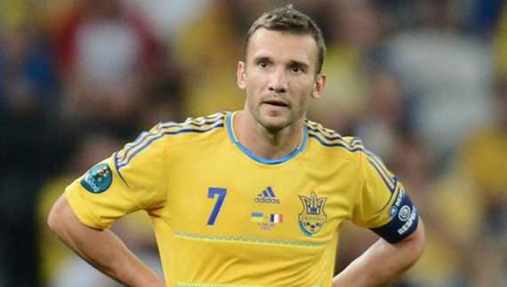 Андрій Шевченко тренуватиме збірну України