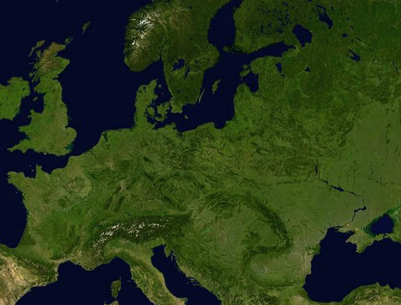 Метеорологи розповіли, що Європу заллє повенями