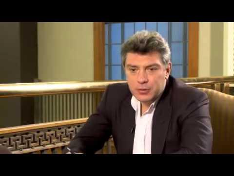 """Борис Нємцов: """"Люблю життя, але знаю Путіна…"""" Канада, 7 лютого 2012. (відео)"""
