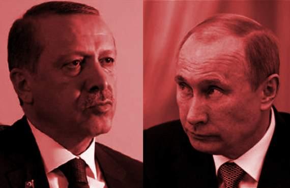 Путін цинічно ігнорує Ердогана