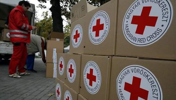 Красный крест выделит 64 млн долларов переселенцам