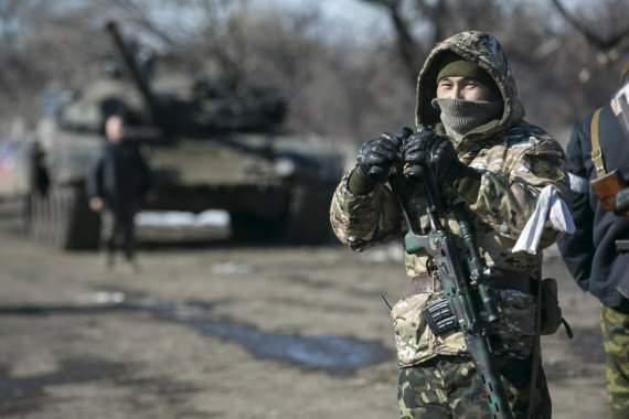 Бойовики зосередили обстріли на околицях Донецька