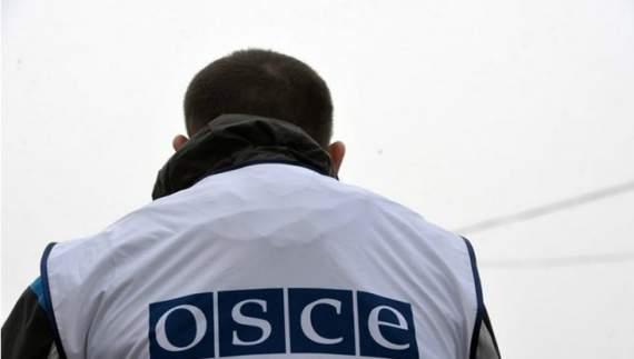 Штаб АТО звинуватив у війні ОБСЄ