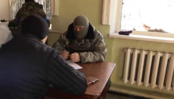 На Донеччині затримали поліцейського, який шпигував для «ДНР» (ВІДЕО)