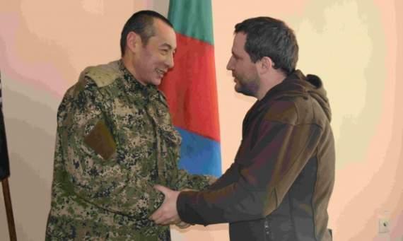 В окупованій Горлівці мером став колишній активіст Євромайдану