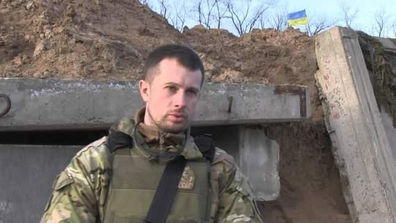 Командир «Азову» потрапив у аварію