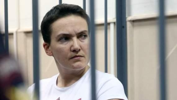 Савченко виступила у суді РФ