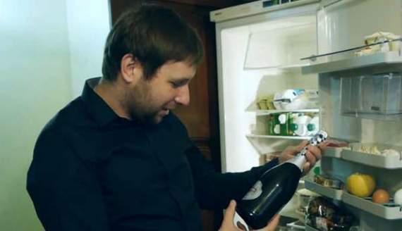 Парасюк показав свою квартиру в Києві
