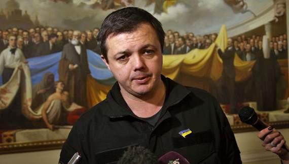 Мером Кривого Рогу може стати Семенченко