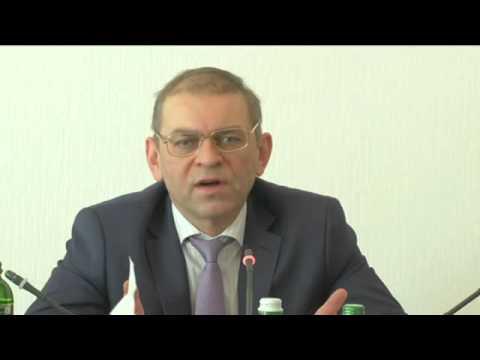 Пашинский требует рассекретить стенограмму СНБО по Крыму (ВИДЕО)