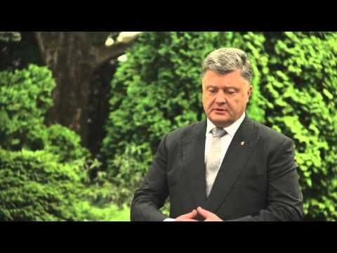 """Порошенко:  Я ездил в Крым перед """"референдумом"""". ВС АРК был оцеплен российским спецназом/Видео/"""
