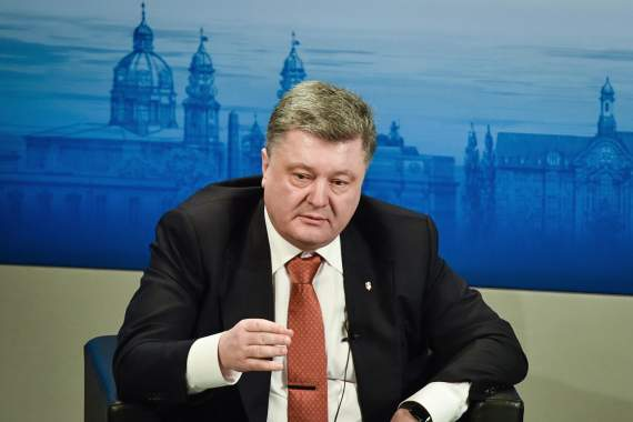 Порошенко – Путину: Это не гражданская война, это – ваша агрессия!