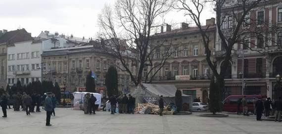 Бійці АТО готують новий Майдан