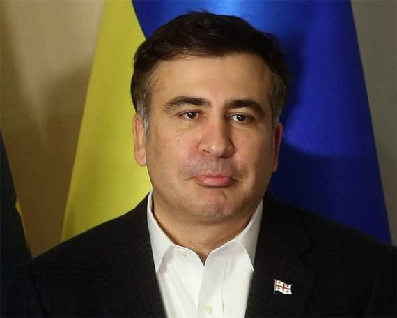 """У Авакова внесли фамилию Саакашвили на сайт Миротворца – как """"врага Украины"""""""