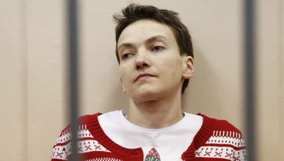 Суд над Савченко прошел без ее похитителей