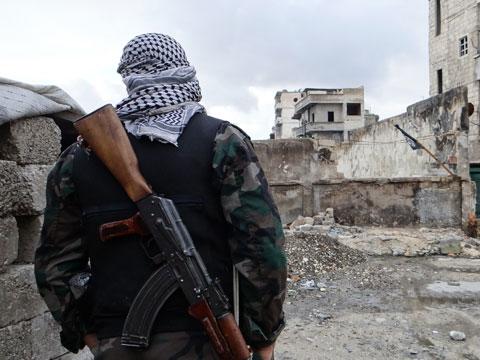 В Сирии зафиксировали артобстрел с территории Турции