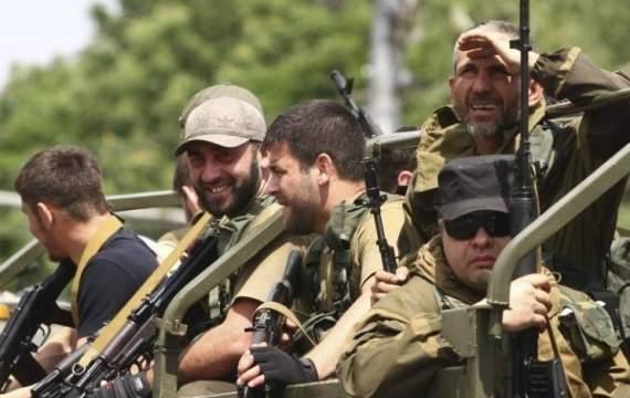 У «Новоросії» розпочалося знищення бойовиків