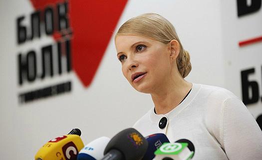 Тимошенко не хоче знову ставати прем'єром