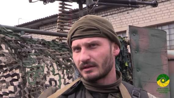 Украинские военные вытеснили боевиков за пределы Авдеевки: видео боя