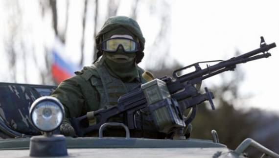 Причина окупації Криму – конфлікт через острів Тузла, – Генштаб
