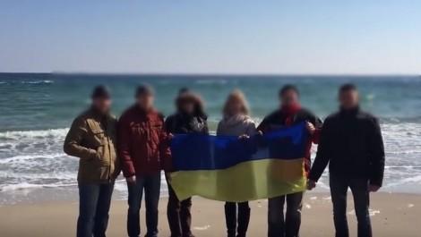 Мы патриоты Украины будем бороться с крымскими оккупантами до прихода «Украинской весны»,- жители Крыма (ВИДЕО)